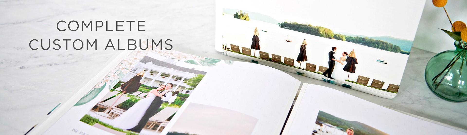Custom Photo Albums