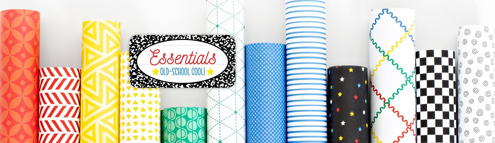 All Occasions & School: Essentials