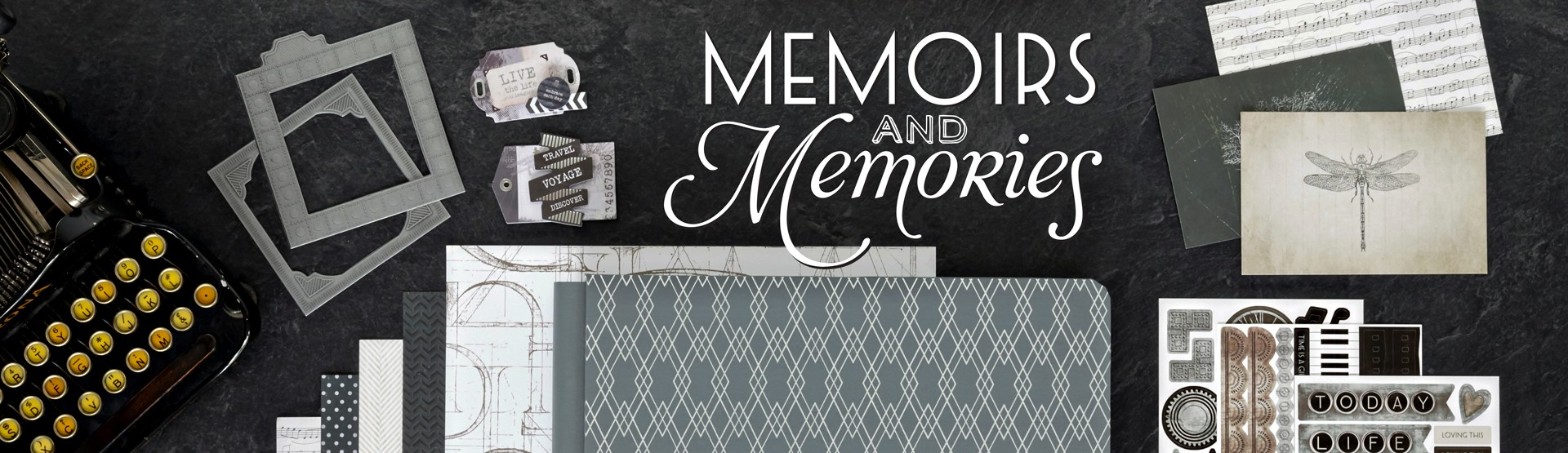 All Occasion & Heritage: Memoirs & Memories
