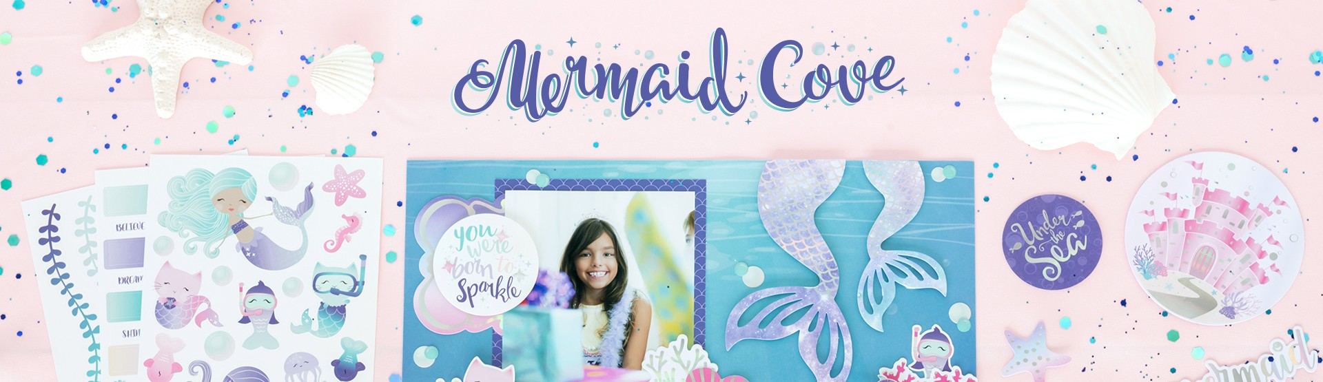 All Occasions & Travel: Mermaid Cove
