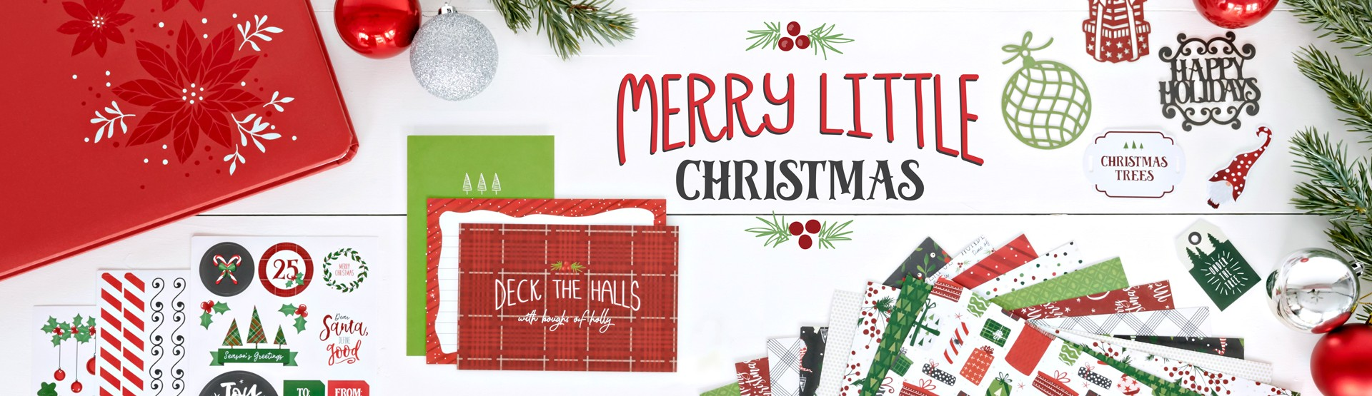 Christmas & Holidays: Merry Little Christmas