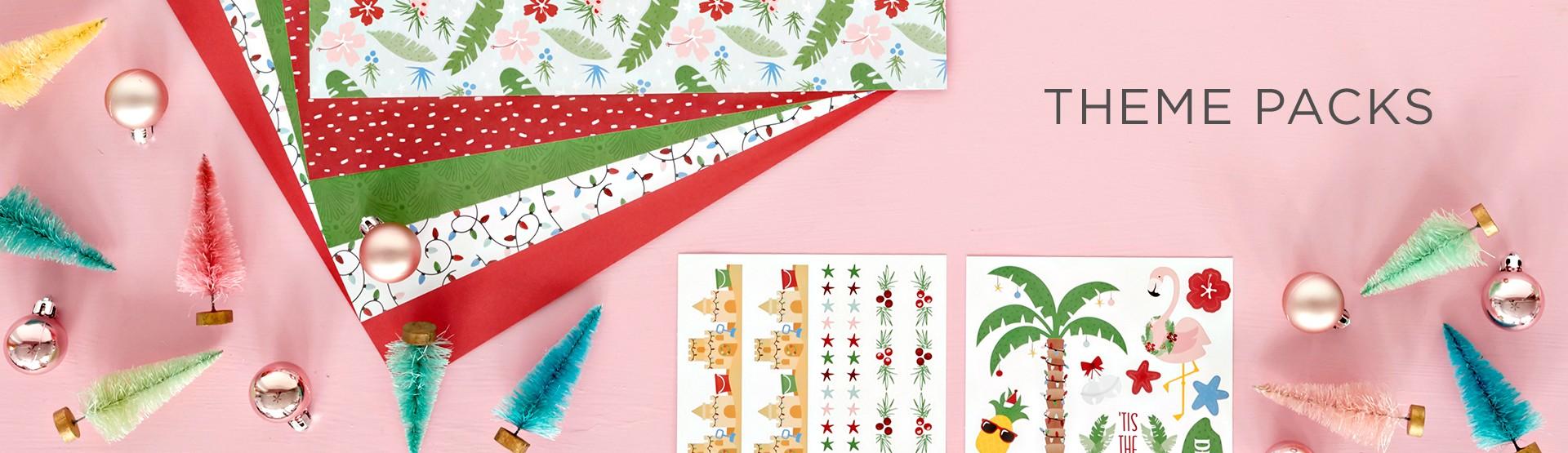 Theme Packs: Themed Layout Kits