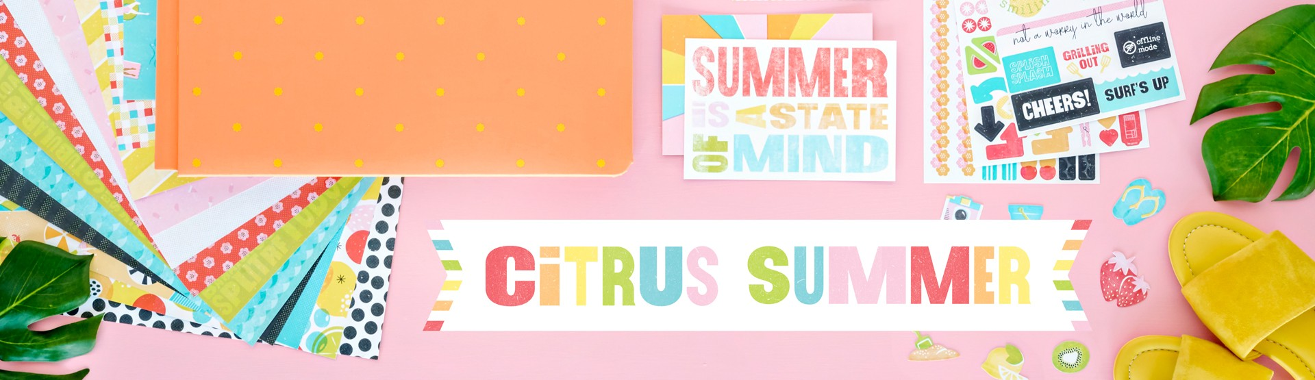 Summer & Beach: Citrus Summer