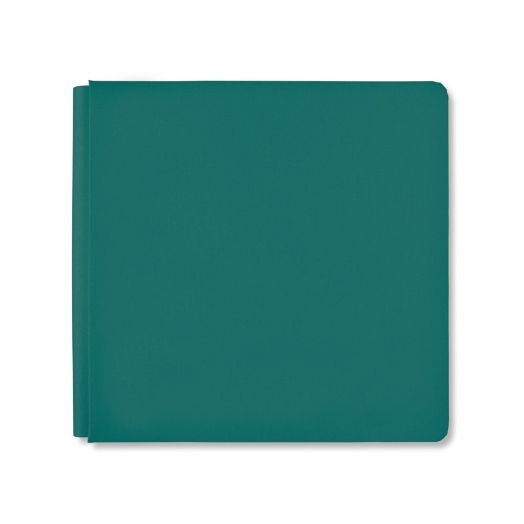 12x12 Hunter Green Album Cover - Creative Memories
