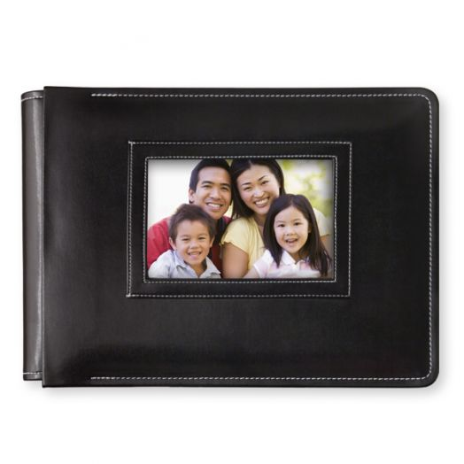 13x9 Black Pocket Album