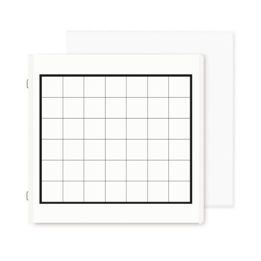 Calendar Refill Pages, White Refill Pages and Page Protectors - Creative Memories