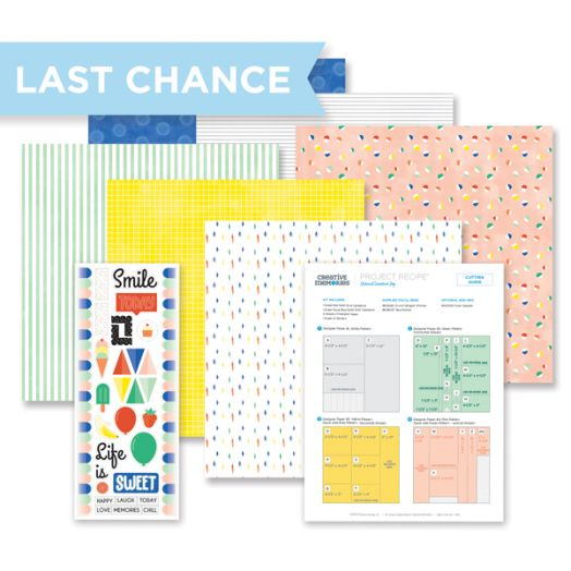 2018 NSD Project Recipe Kit - Creative Memories