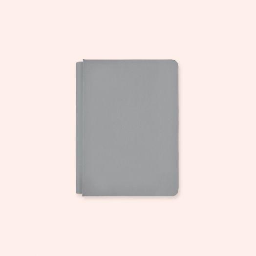 Creative Memories 6.75x10 gray album cover - Happy Album