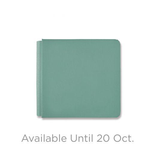 Creative Memories 8x8 sky blue album cover - 657858