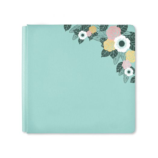 Creative Memories Winterberry Snowflake Photo Album - 657513