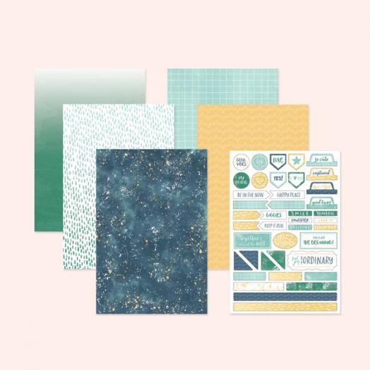 Creative Memories Happy Album Scrapbook Kit 23 - 657240