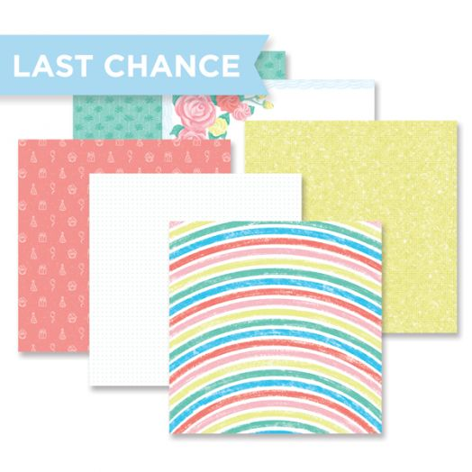 Happy BirthYAY Paper Pack (12/pk)
