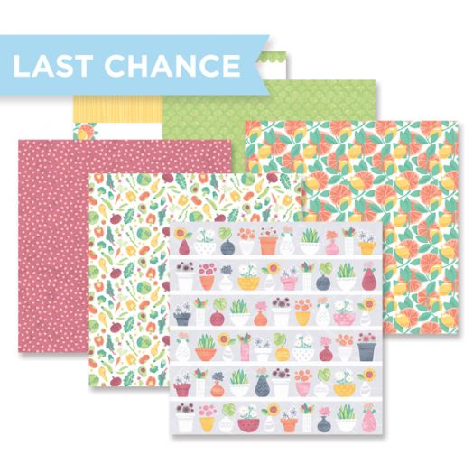 Locally Grown Paper Pack (12/pk)