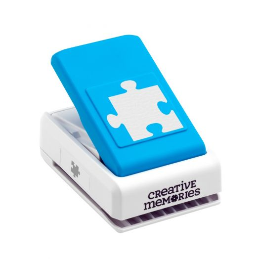 Creative Memories puzzle piece punch - 657637