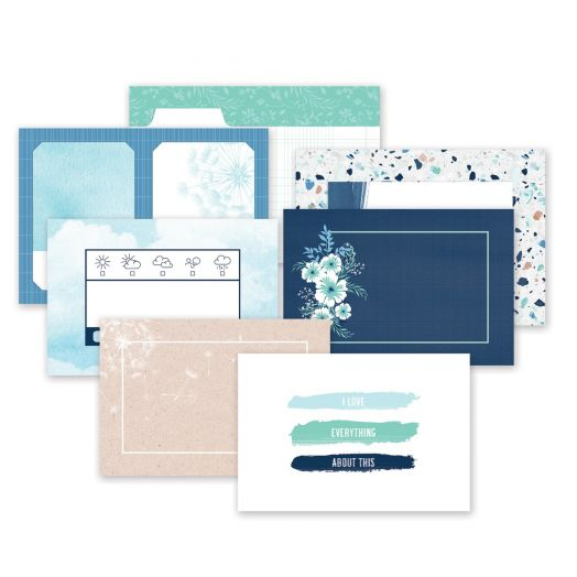 Creative Memories Spring Medley spring mats for photos and scrapbooking - 657755