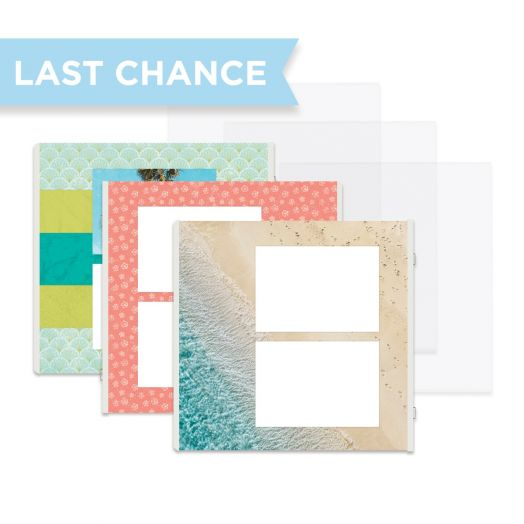 12x12 Sun-Kissed Fast2Fab™ Refill Pages