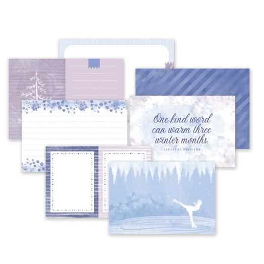 Creative Memories Winterberry Winter Picture Mats - 657518